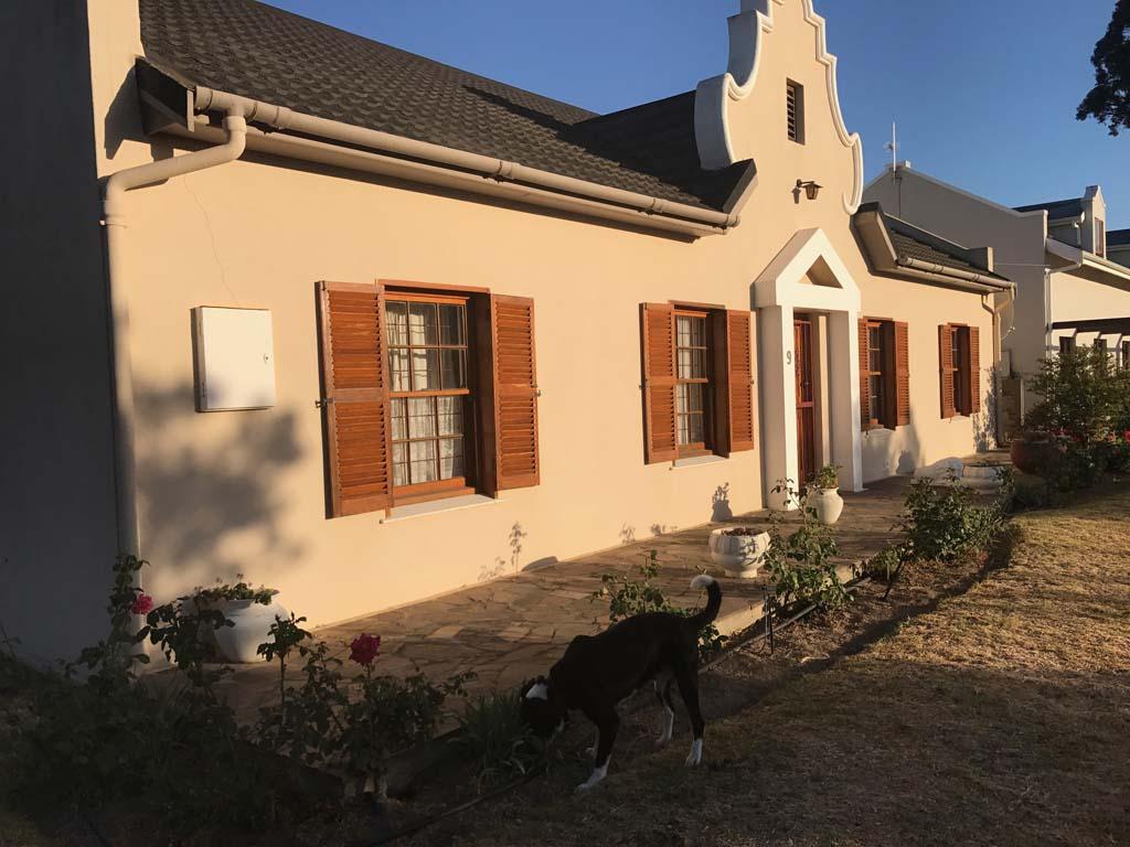 classic Villiersdorp house
