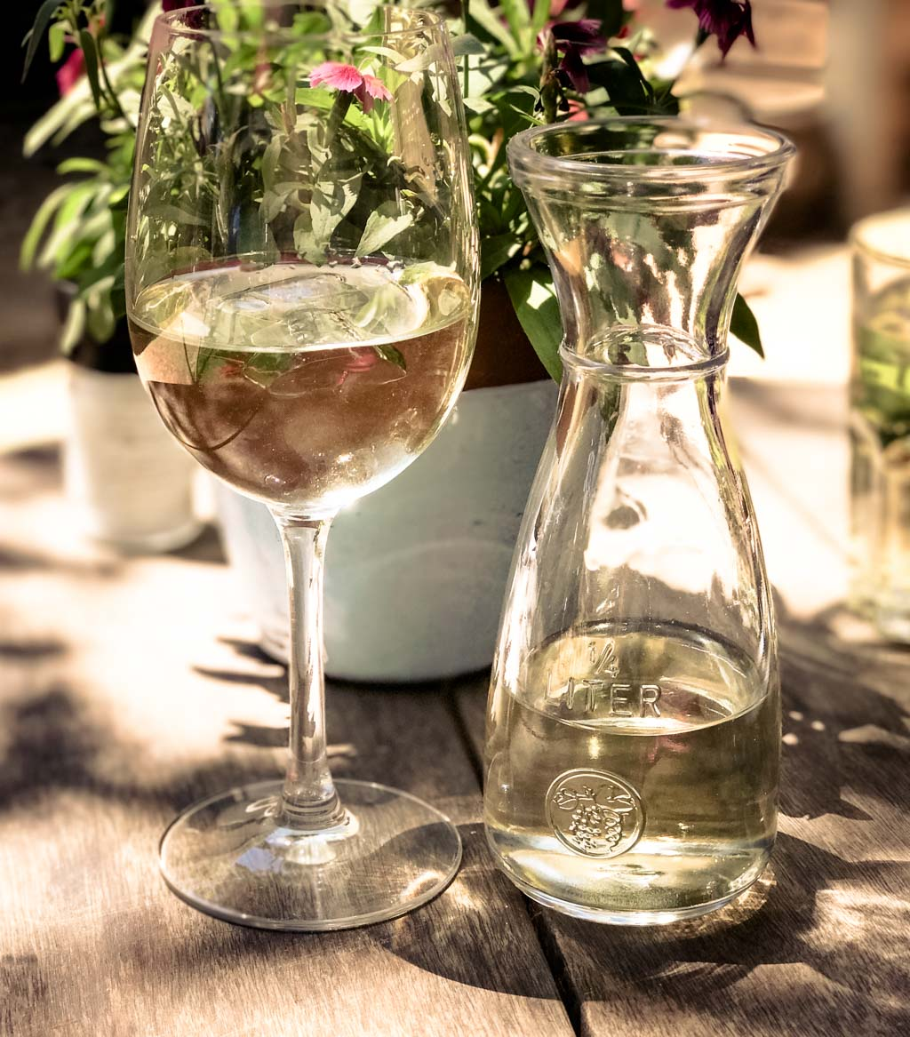 Boschendal Wine for lunch