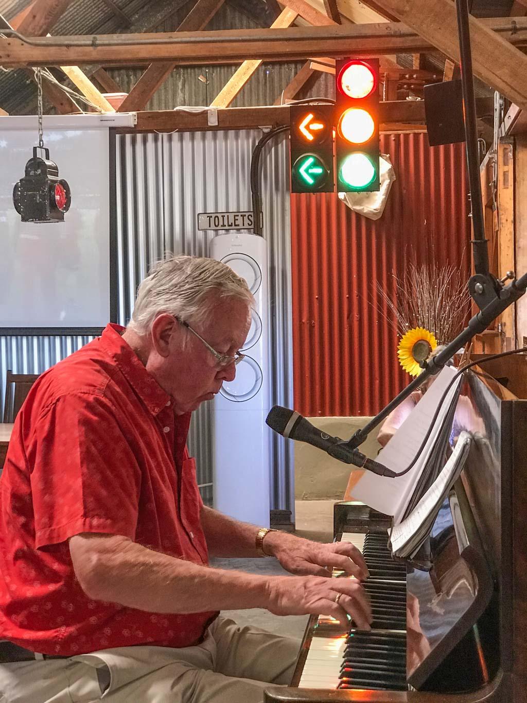 Jazz at the Shuntin Shed