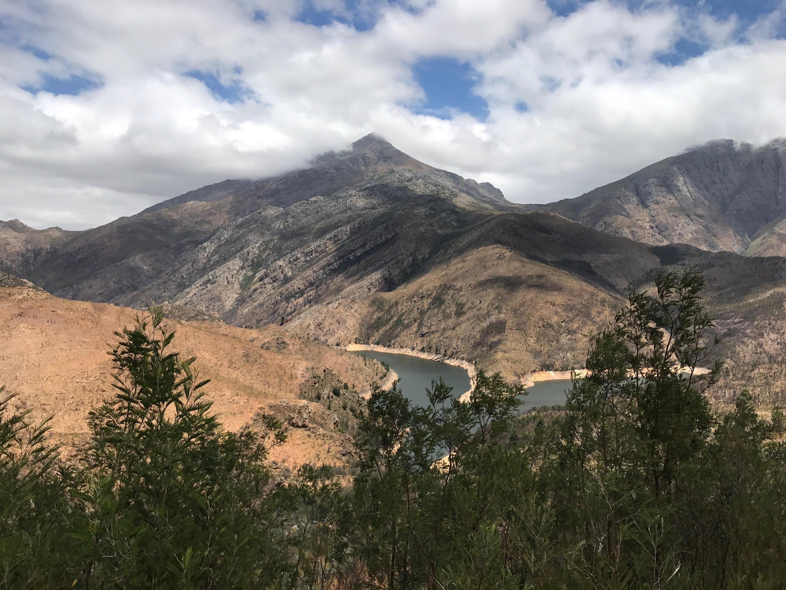 Elandskloof Dam