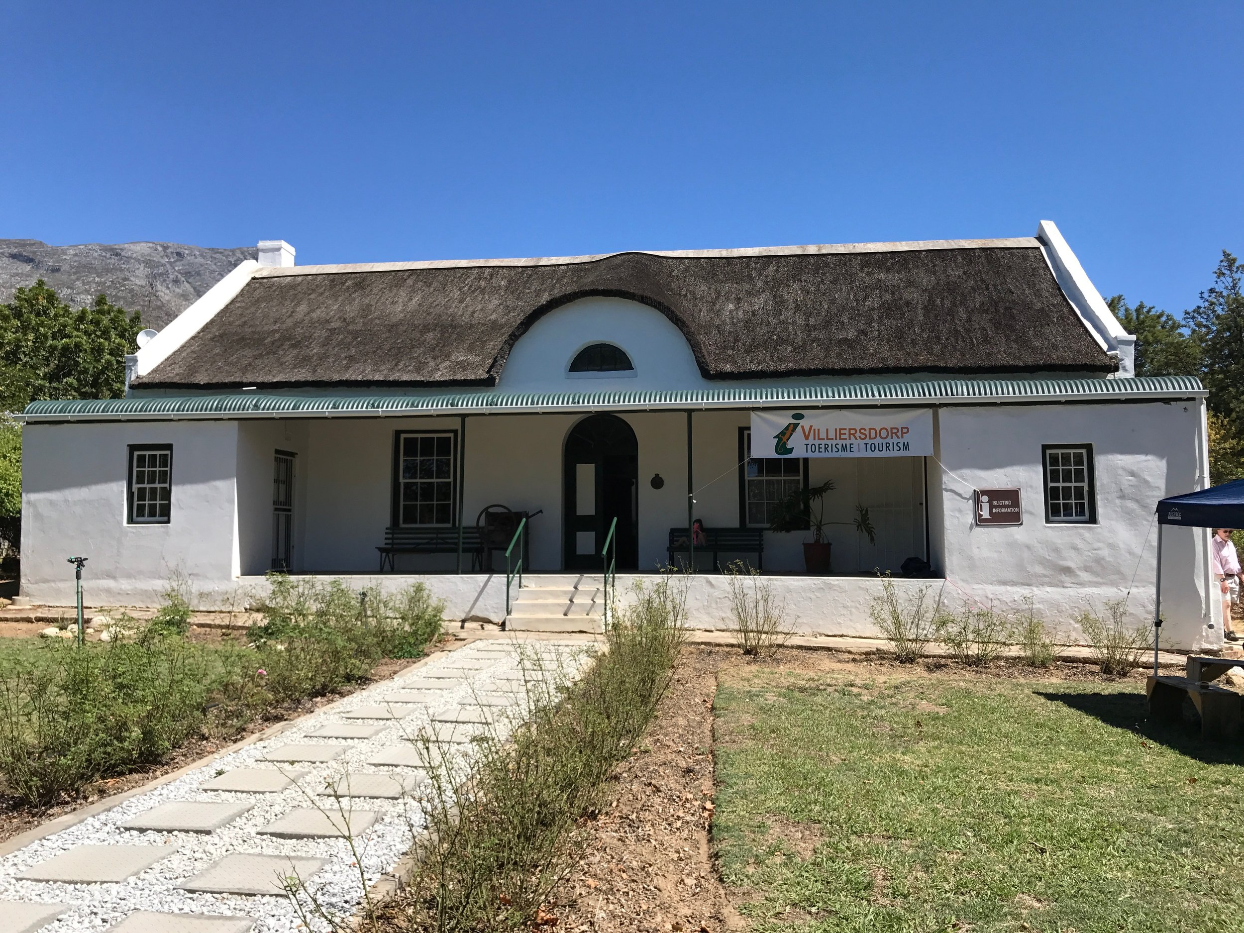 Villiersdorp Visitors Center