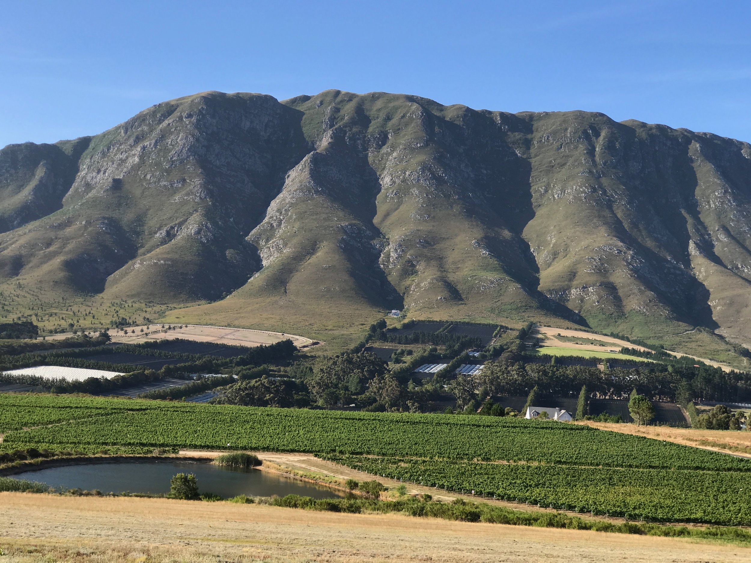 The Overberg
