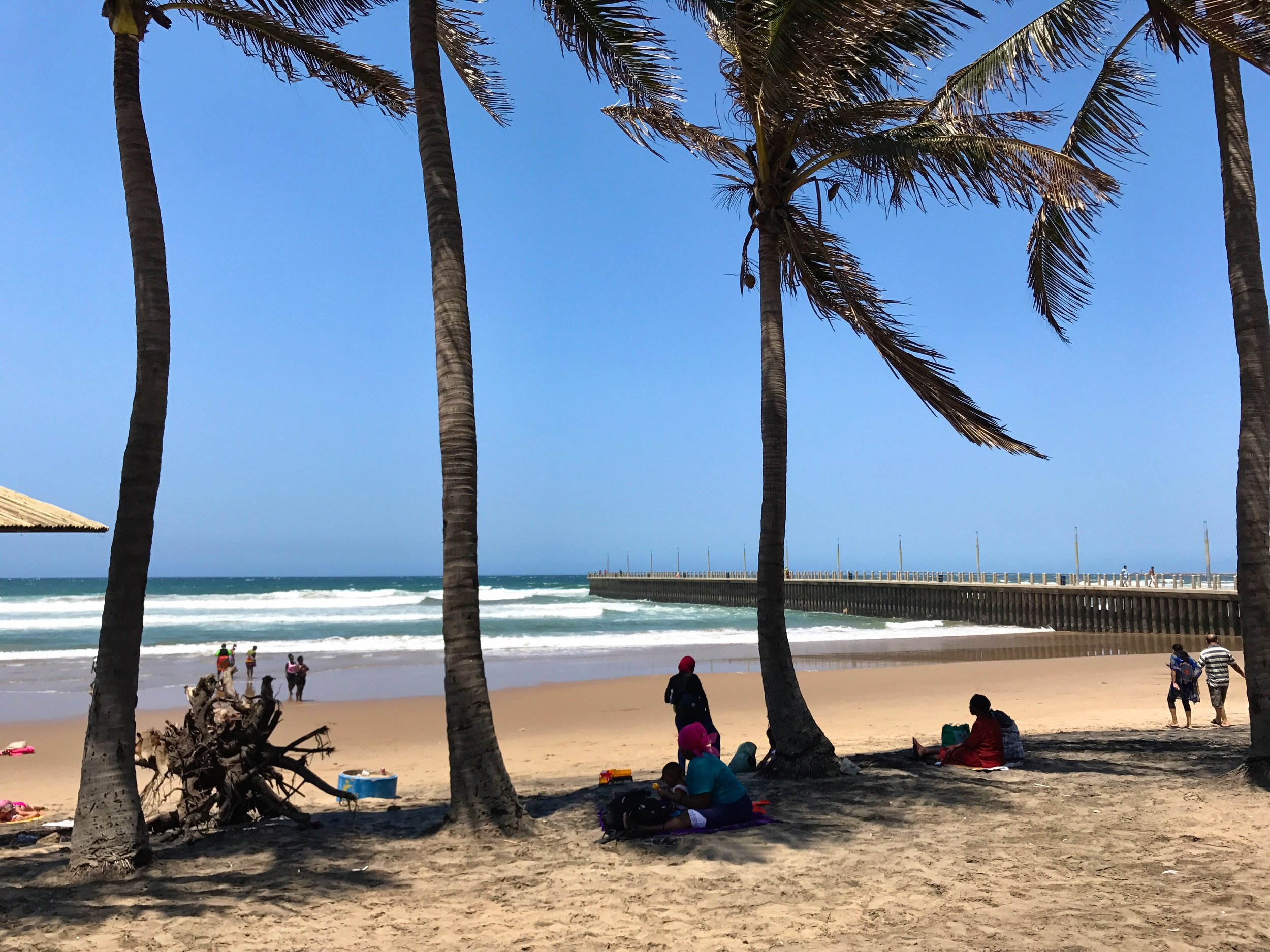 Durban: North Beach