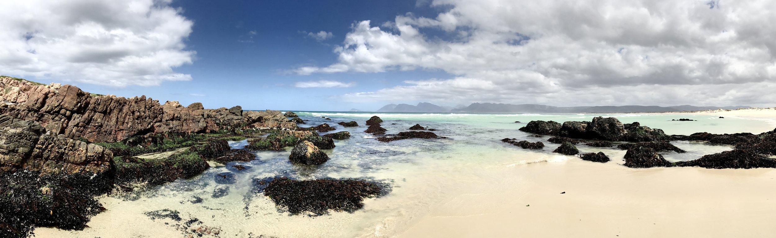 SA beach