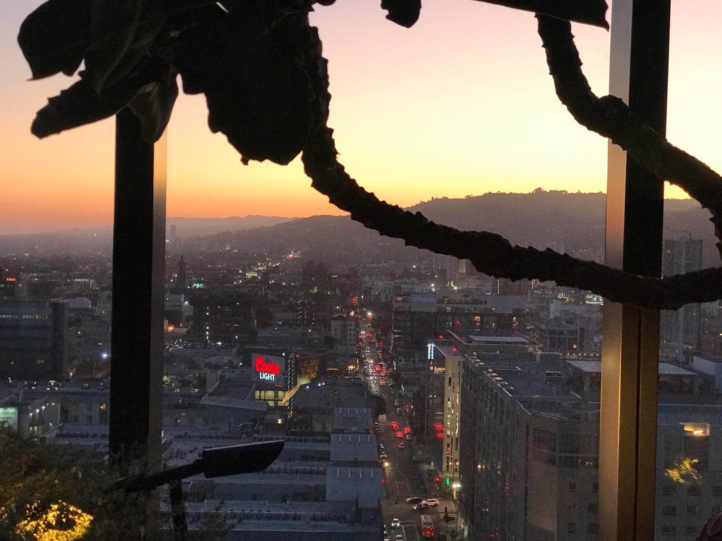 LA nightlights