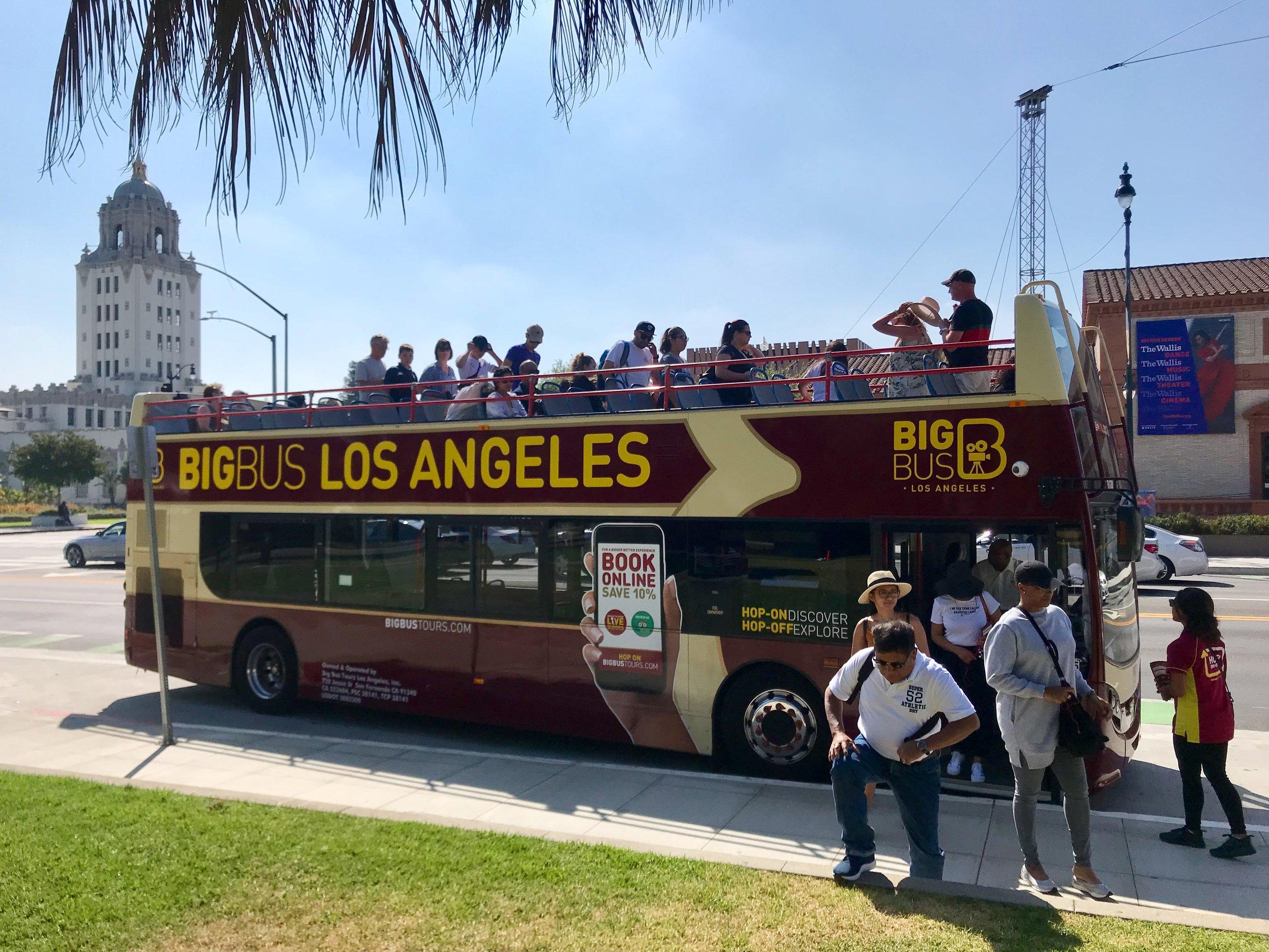 BigBus Los Angels