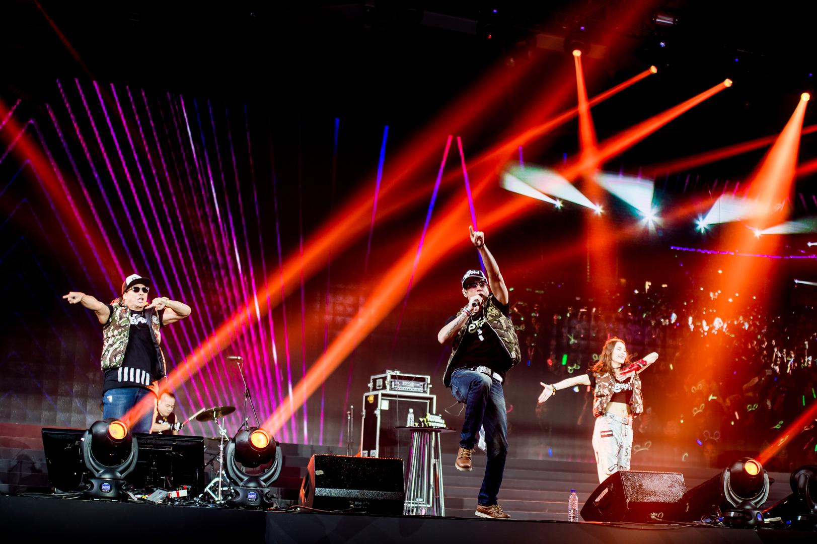 Jetrin Wattanasin In Concert