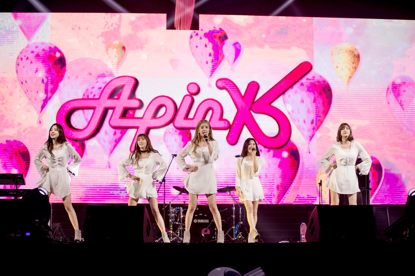 Apink In Concert