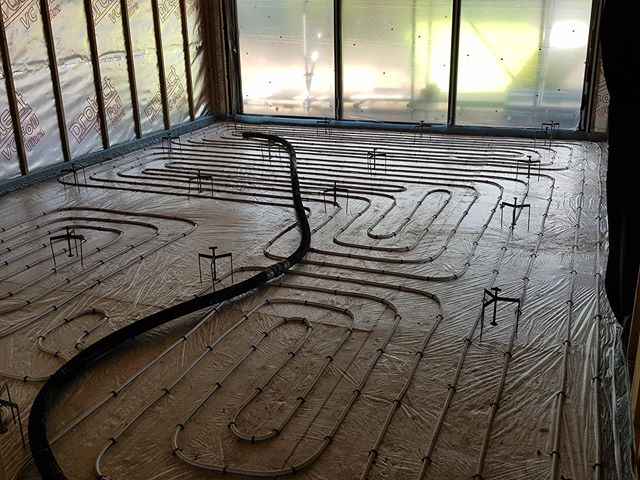 #urbanstyle #underfloor #heating #screed #extension #newbuild #development #home #property #renovation #building #works