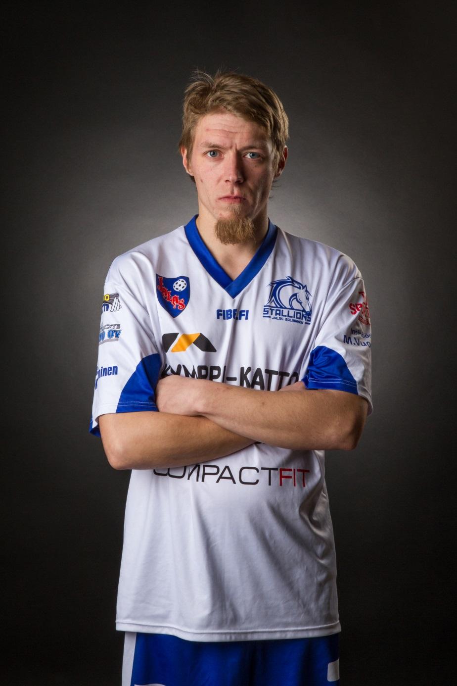 #3 Mikko Keisala