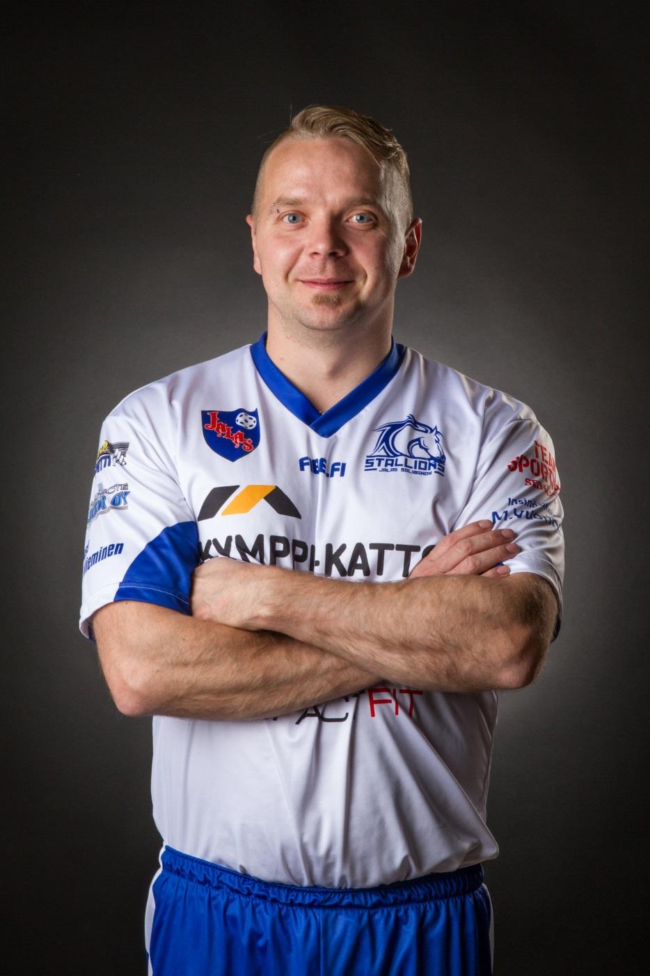 #14 Marko Poikkeus