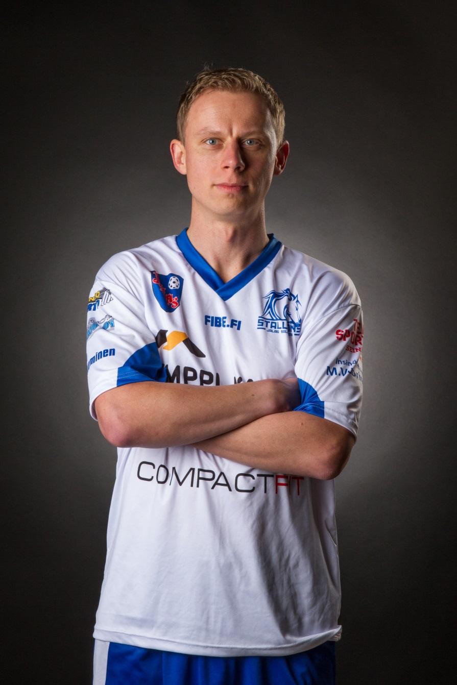 #15 Iivo Kotamäki