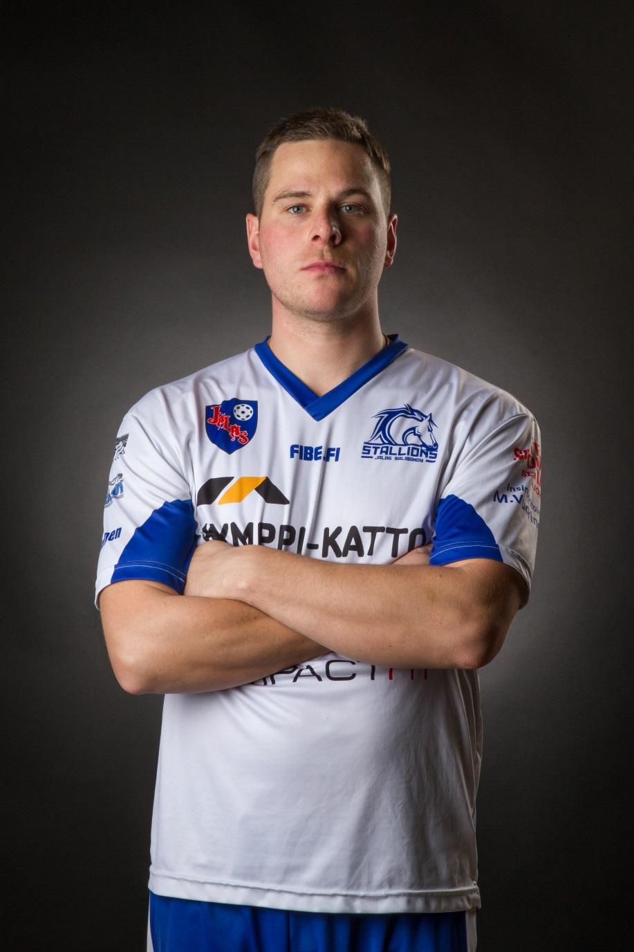 #7 Joonas Rajamäki