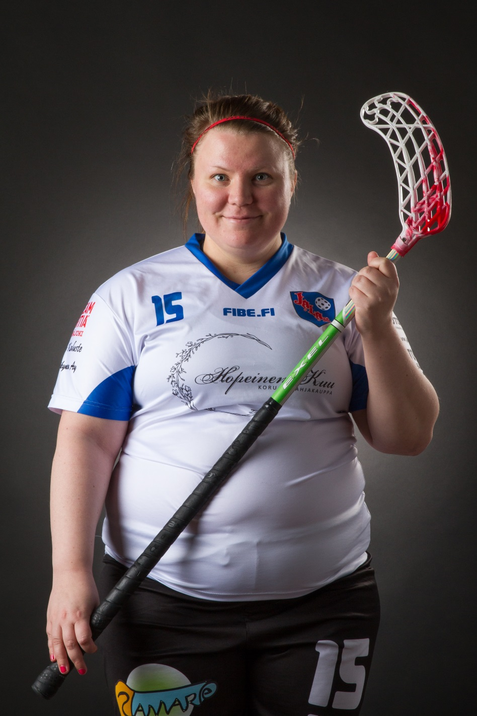 #15 Maria Mattila