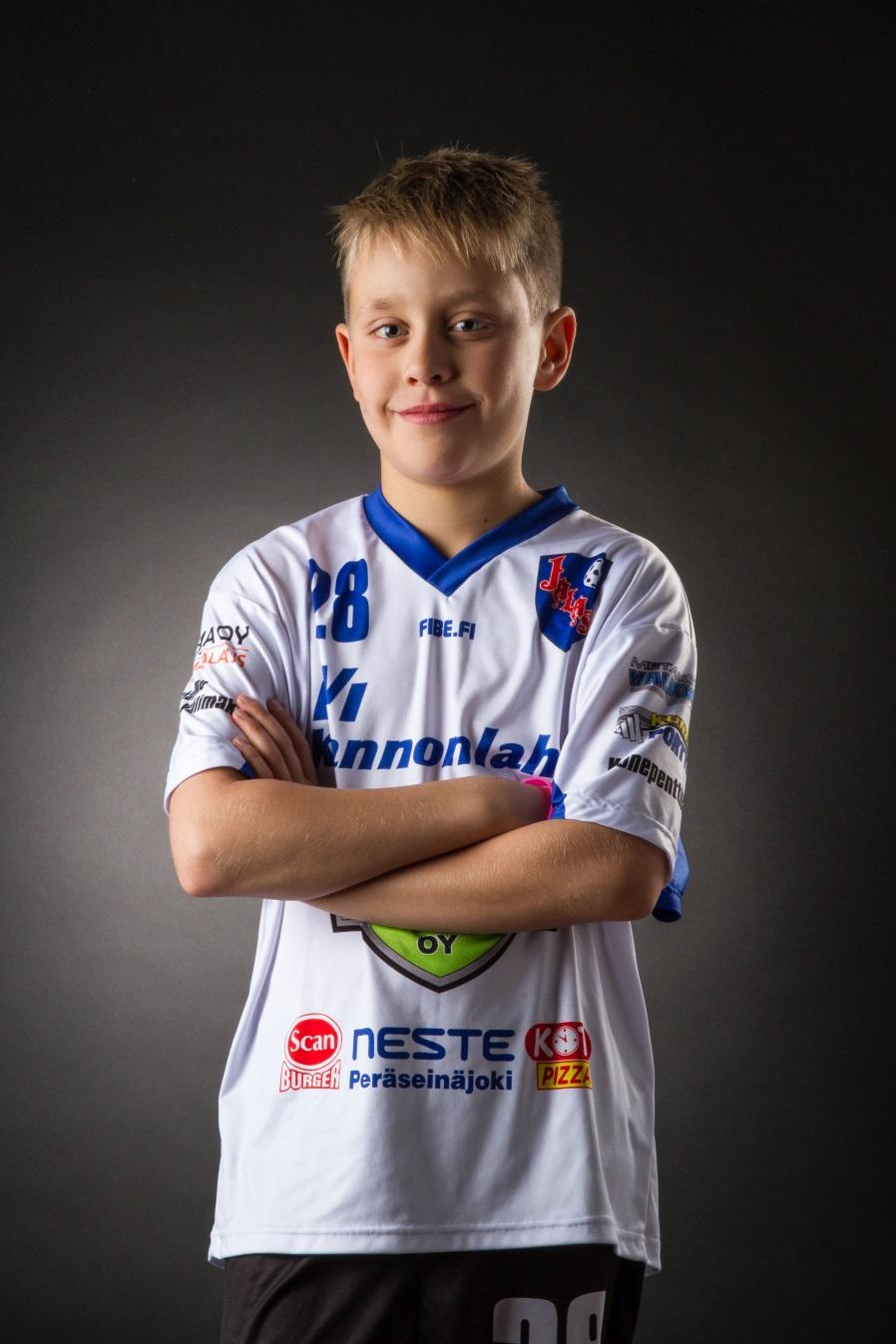 #28 Tuukka Heinola