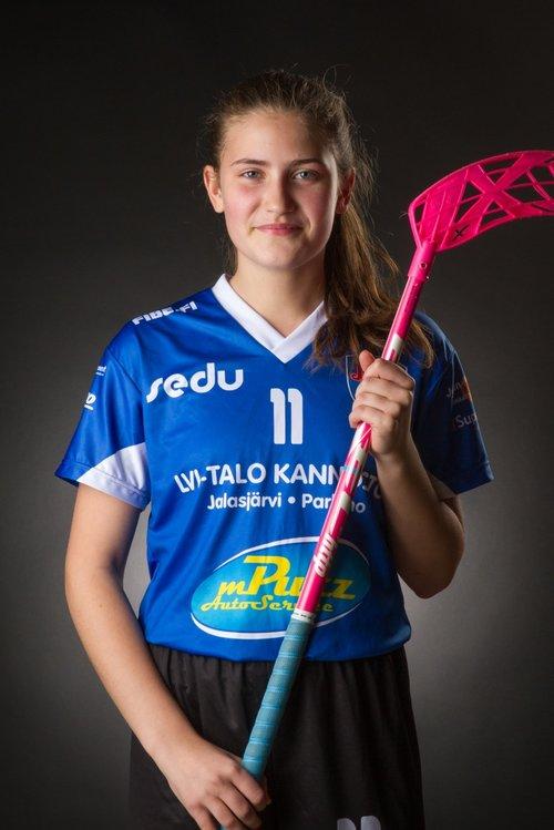 #20 Anastasiya Makasyuk