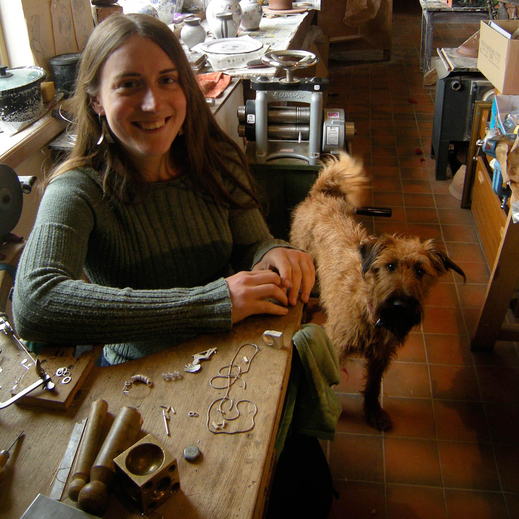 Robyn Kinsman Blake Studio, Workshop