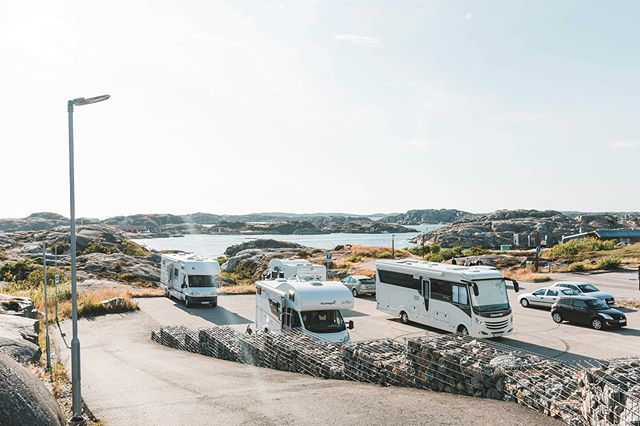 Traveling and sleeping in our car was nice and during our trips we've collected a lot of tips from our companions with bigger houses on wheels about the way we would like to design our own caravan. Maybe it's time put in practice what we have learned so far 😄 🚖🔜🚍 #upgrade  #roadtrip #sweden #sverige #visitsweden #vacation #summertime #summer #northensea #naturephotography #gothenburg #goteborg #instagood #picoftheday #sunset #sun #ocean #caravan #ontheway #camping #vanlife #rvlife #nikon #lightroom #adobe #rv #TheStrineholms = #love #art #technology