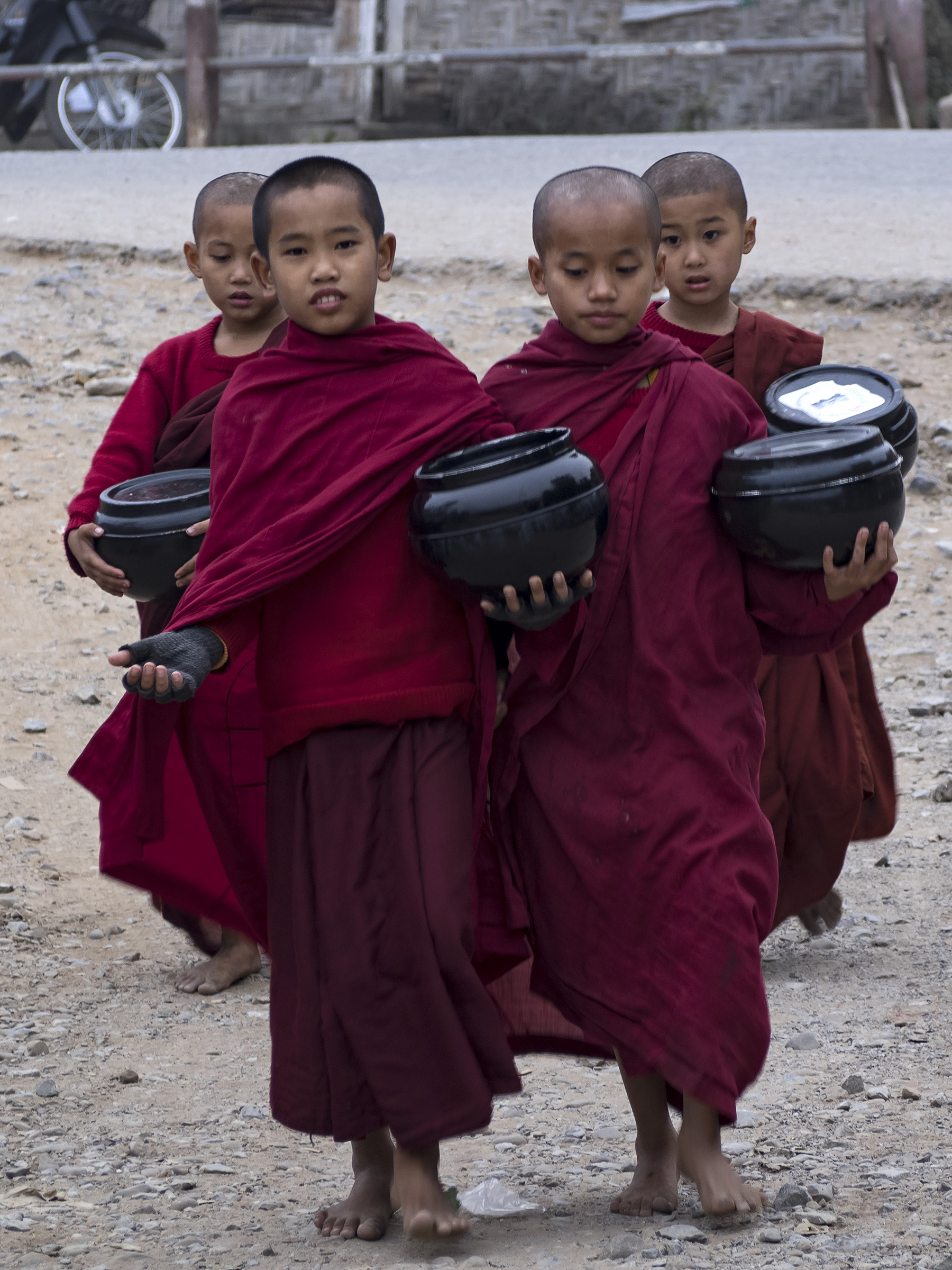 Myanmar (4/23)