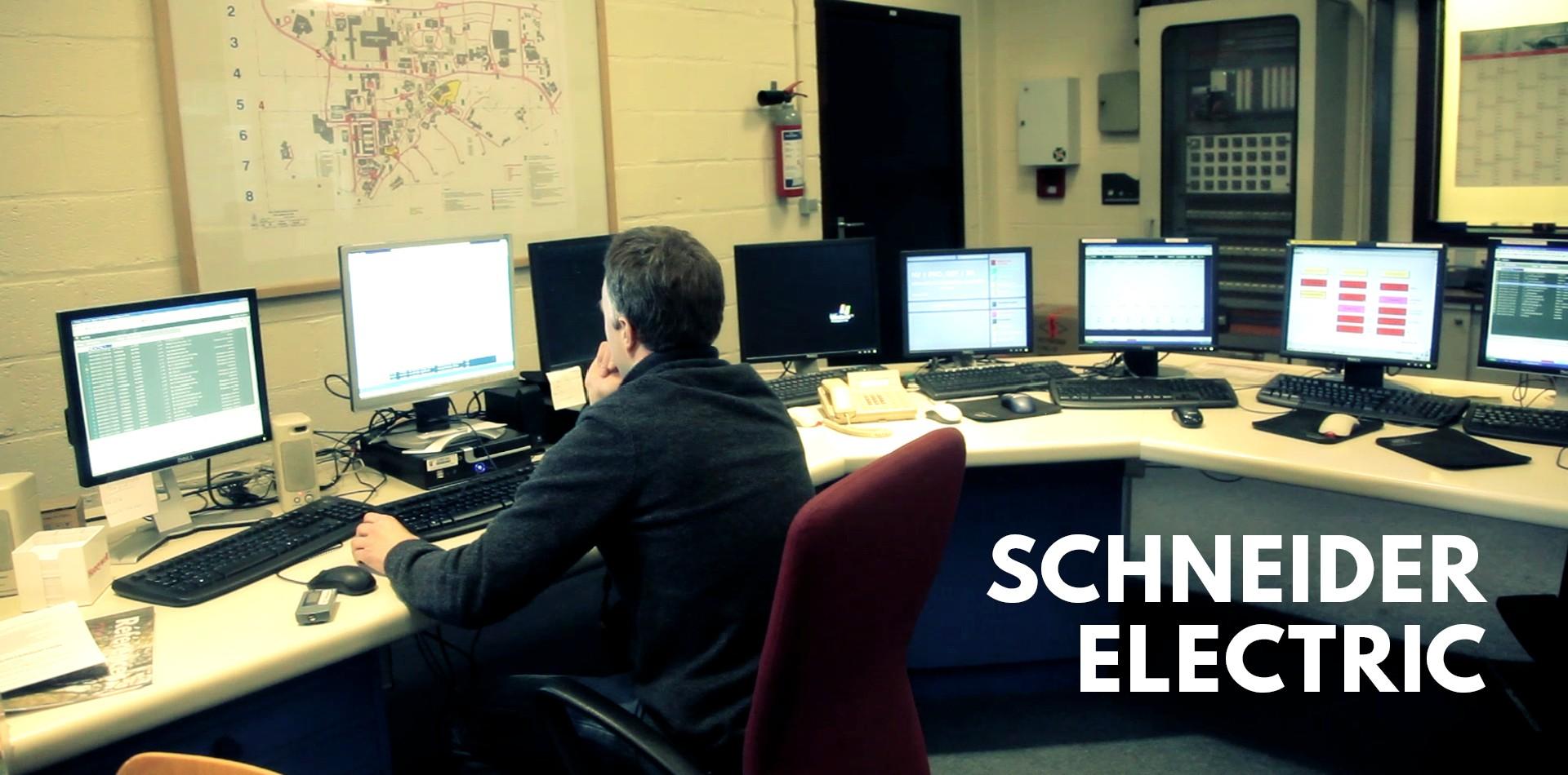 Corporate video Schneider Electric..