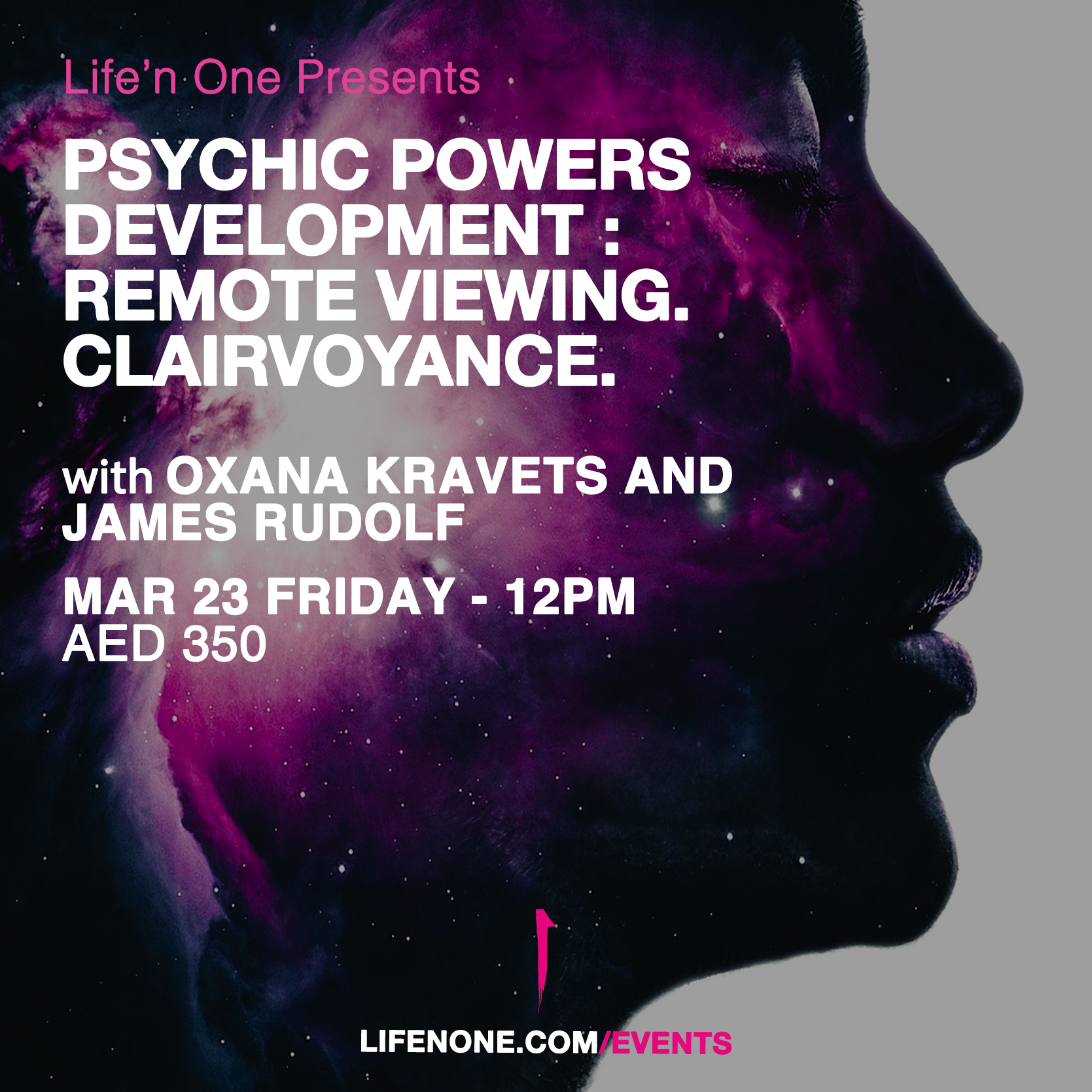 Psychic Powers Development: Remote Viewing. Clairvoyance with Oxana Kravets and James Rudolf