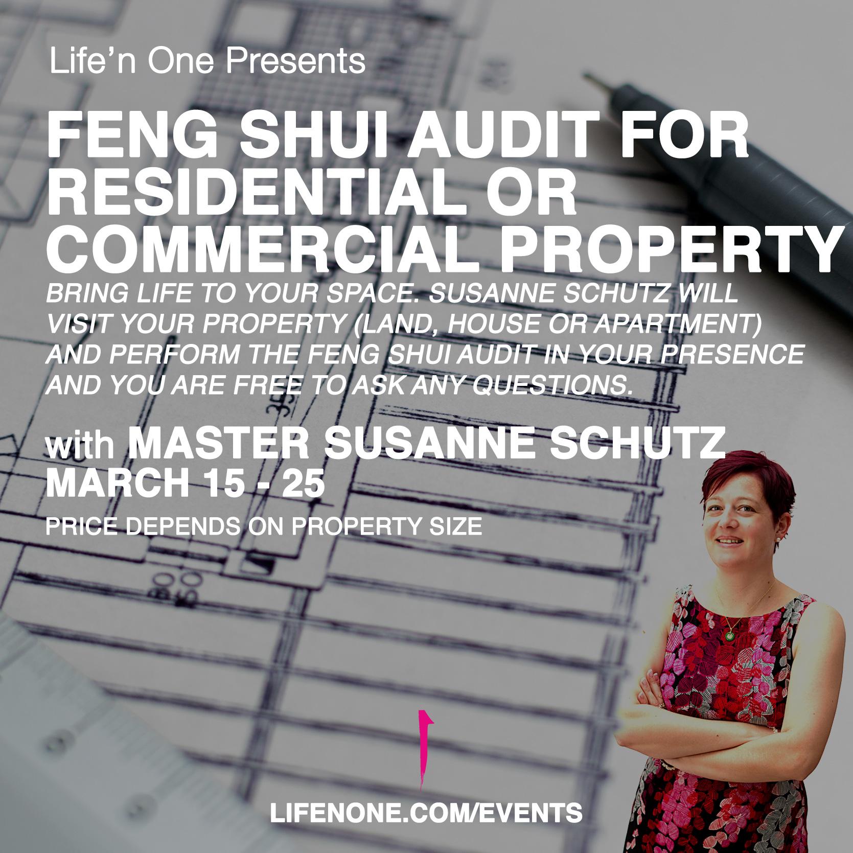 Fen Shui Consultancy for properties in Dubai