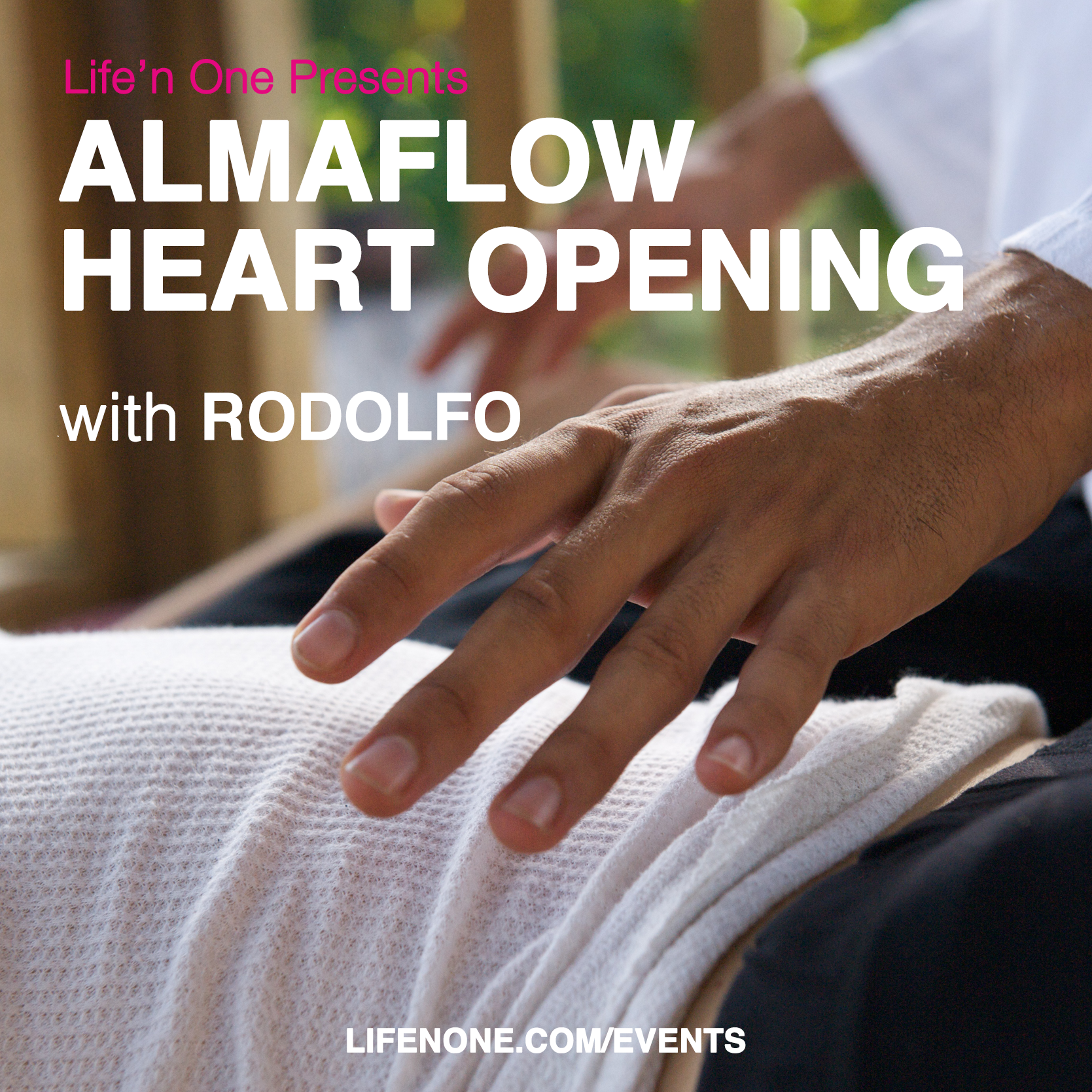 Almaflow Heart Opening