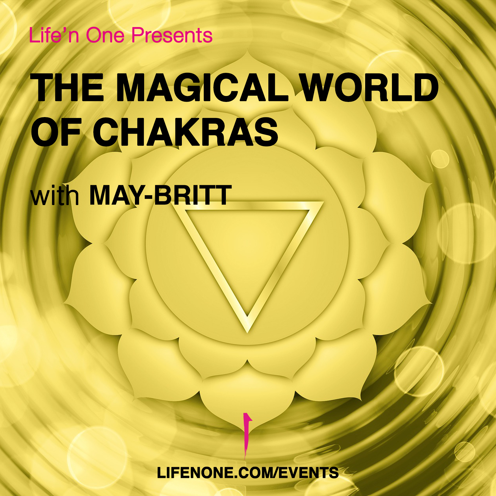 The Magical World of Chakras