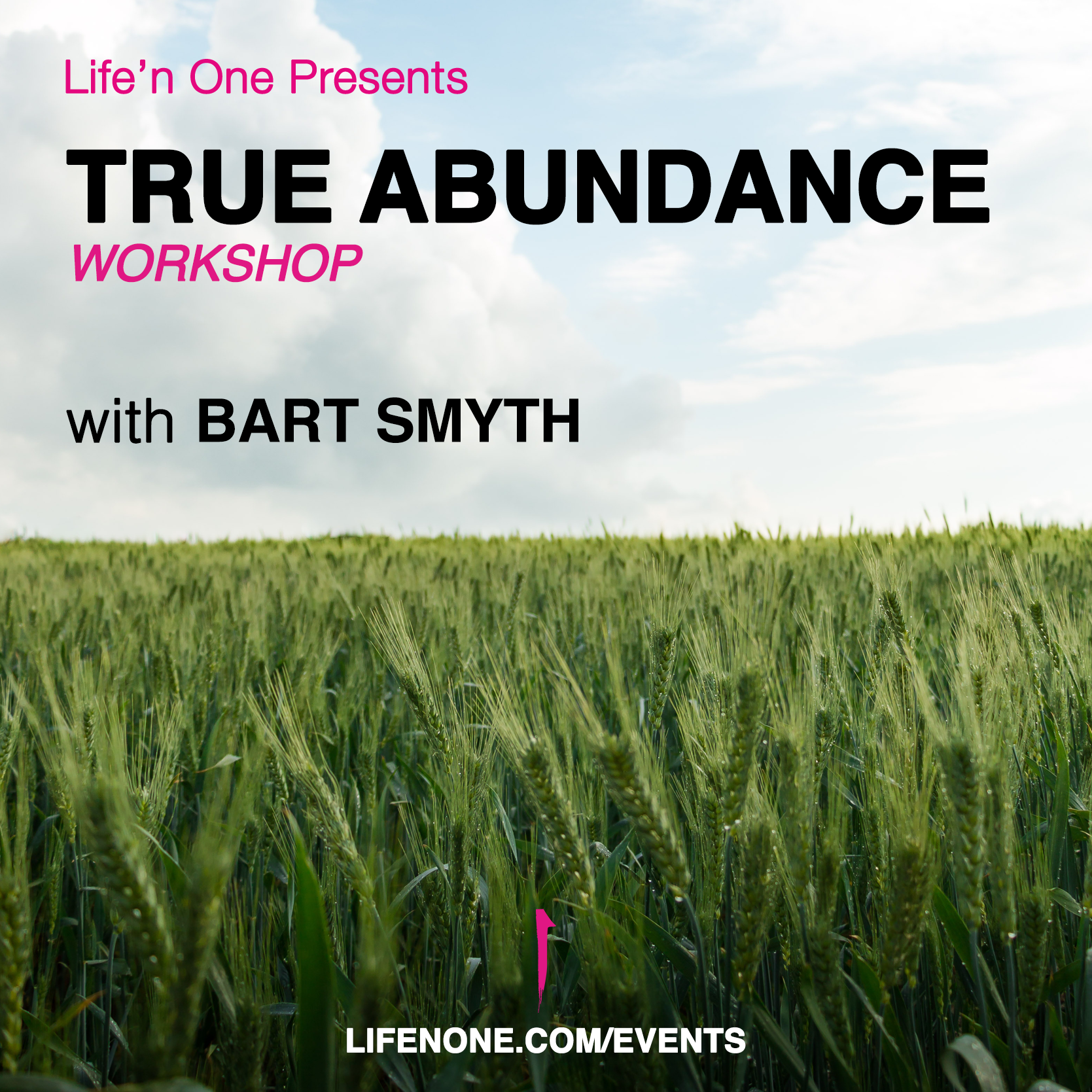 True Abundance with Bart Smyth