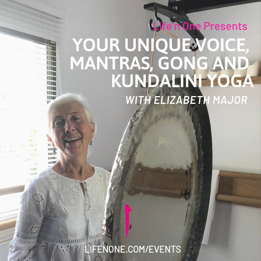Mantras, Gong and Kundalini Yoga
