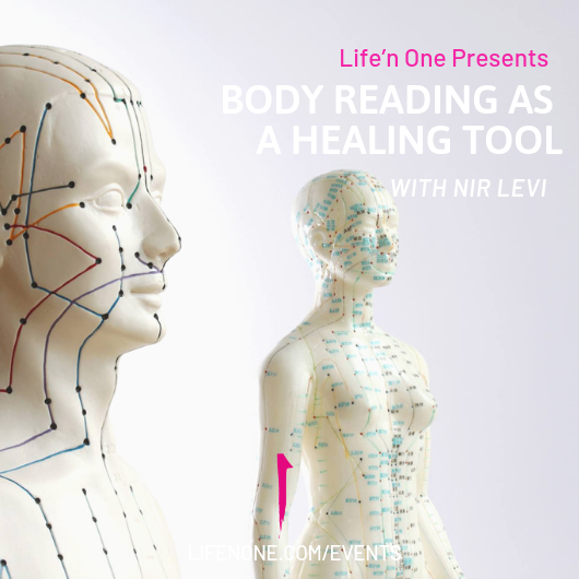 The Body Reading as a healing tool