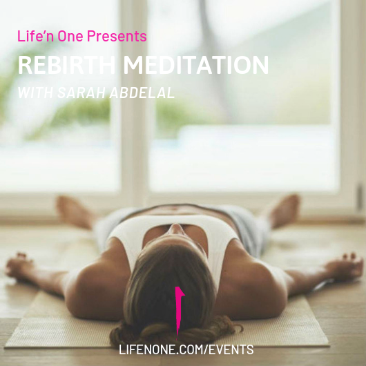 Rebirth Meditation