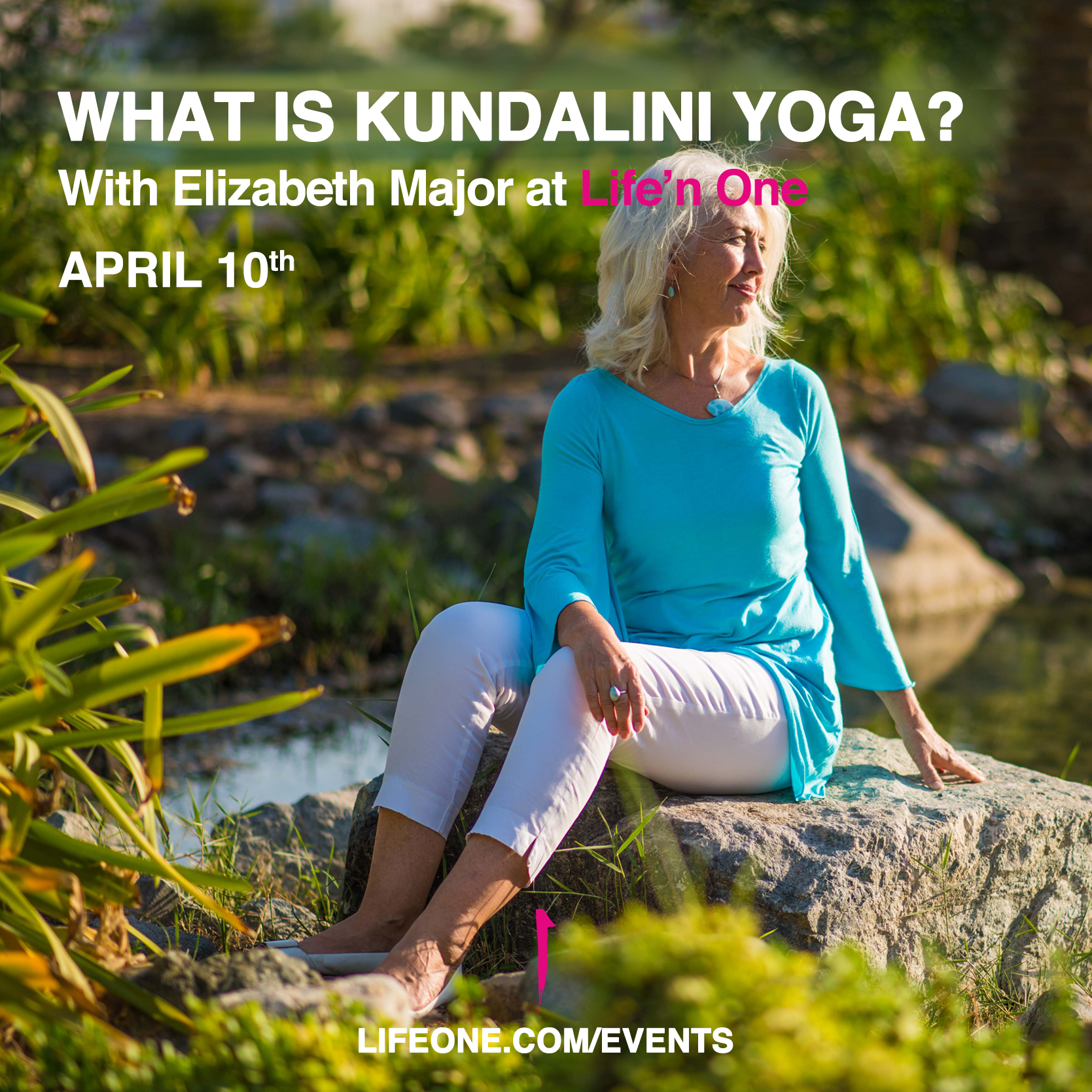 What is Kundalini Yoga?  with Elizabeth Major