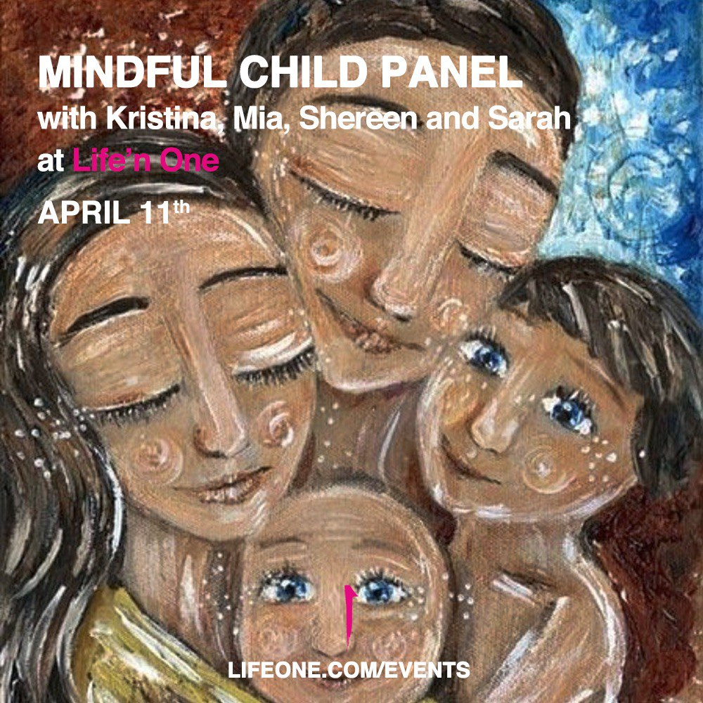 Mindful Child Panel - free event