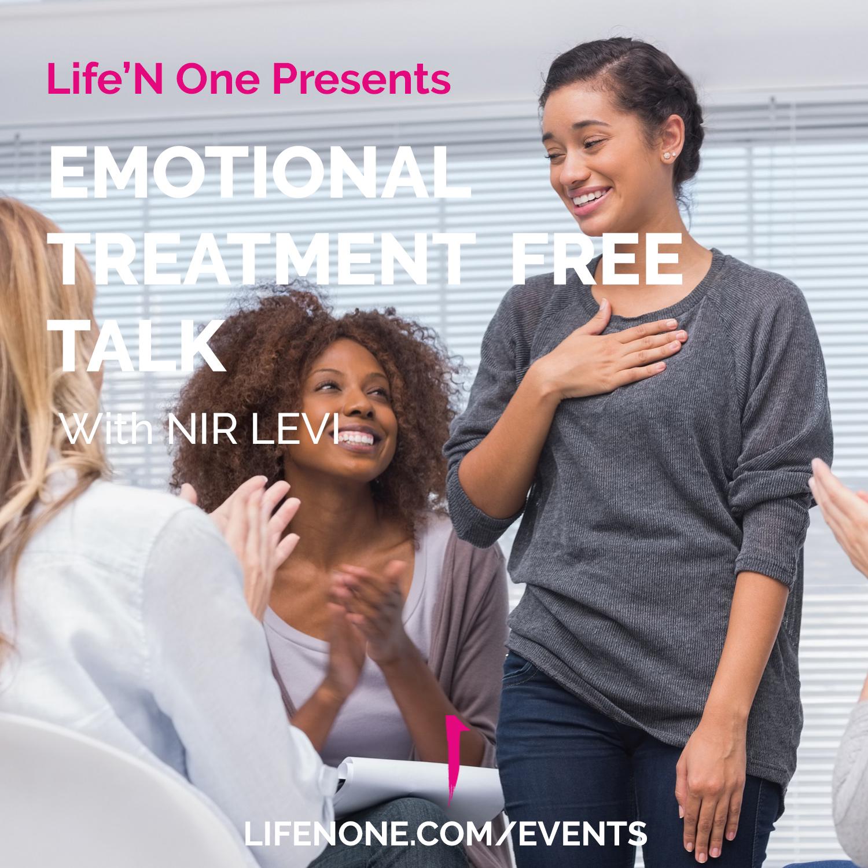 Emotional Treatment Free Talk