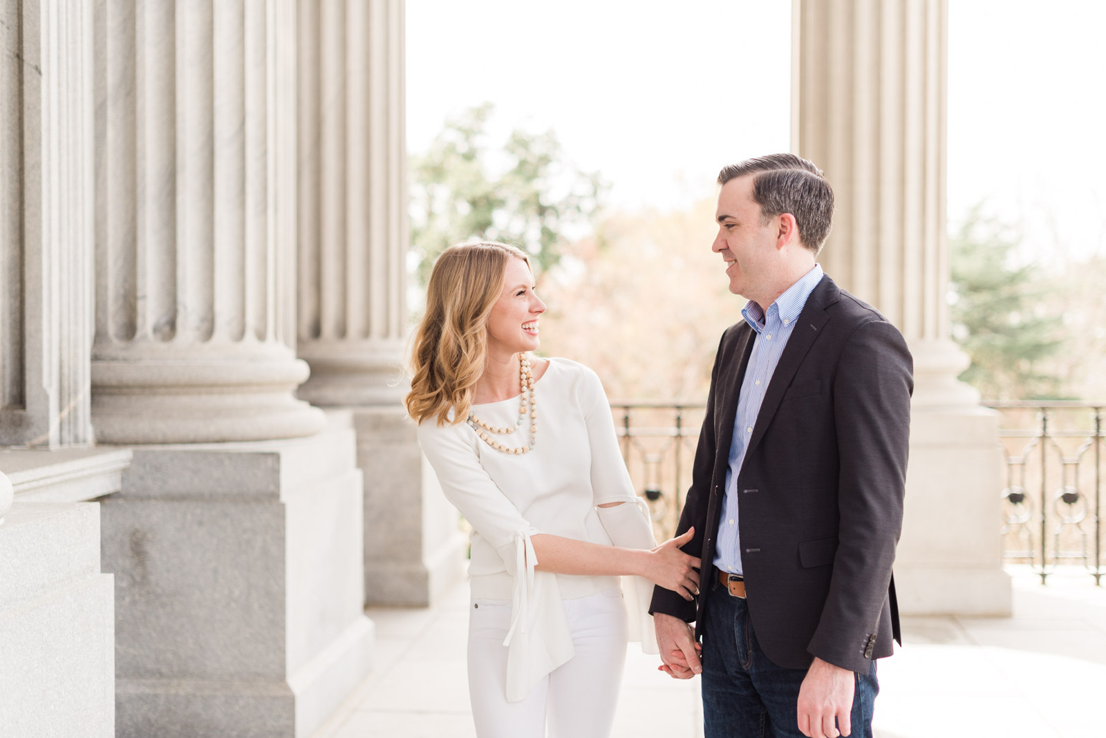 Markie Walden Photography Columbia Statehouse Engagement-6.jpg