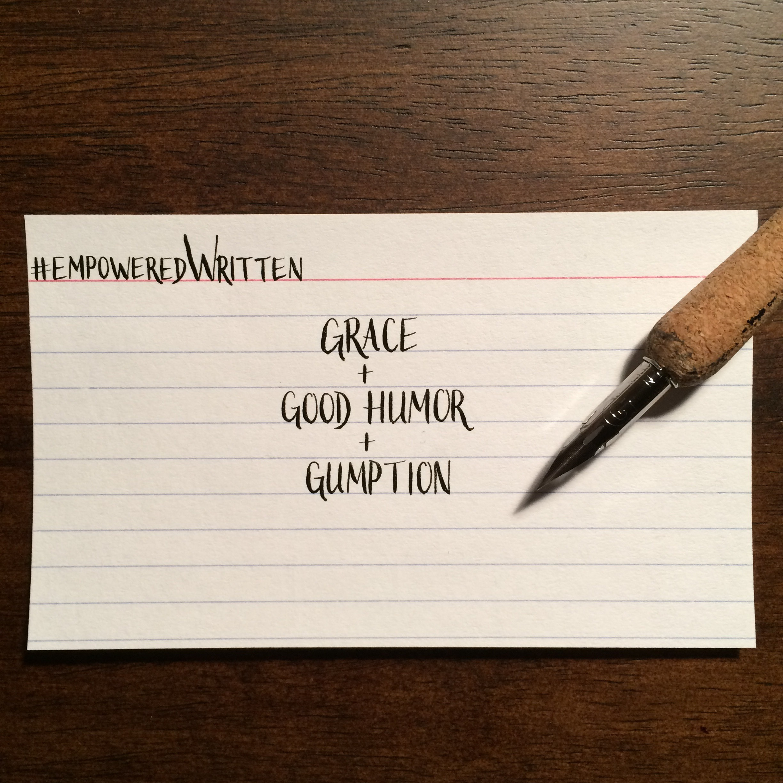 Written Paper Goods - Michelle Lawrence empoweredWritten