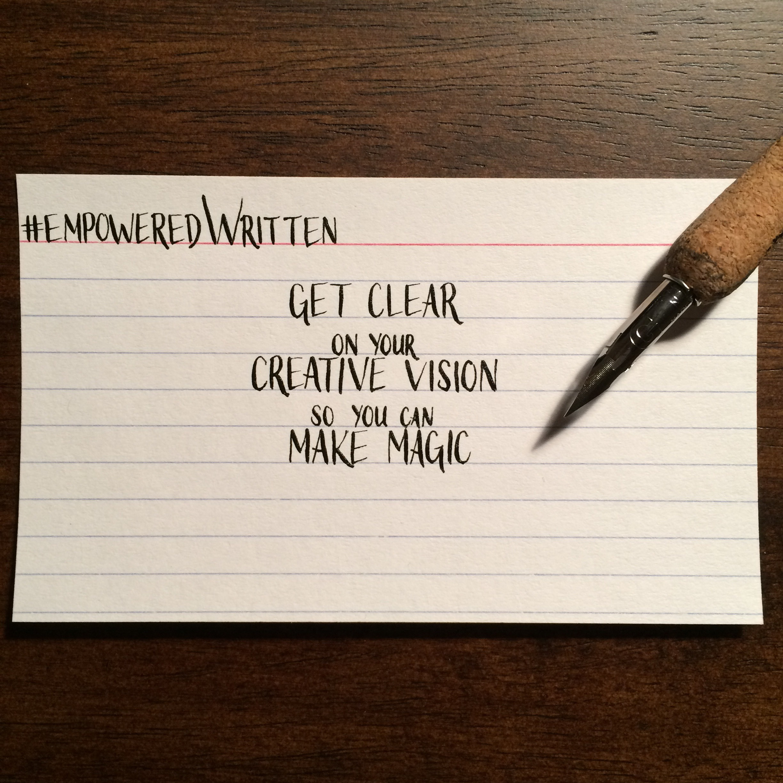 Written Paper Goods - Joan Schnee empoweredWritten