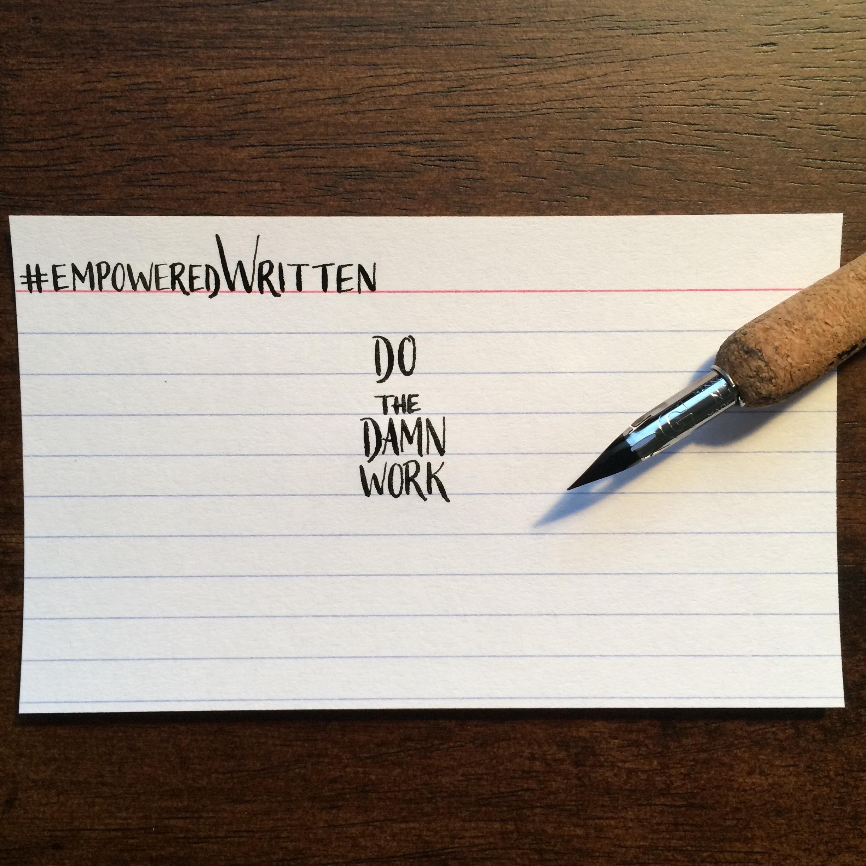 Written Paper Goods - Emily Thompson empoweredWritten