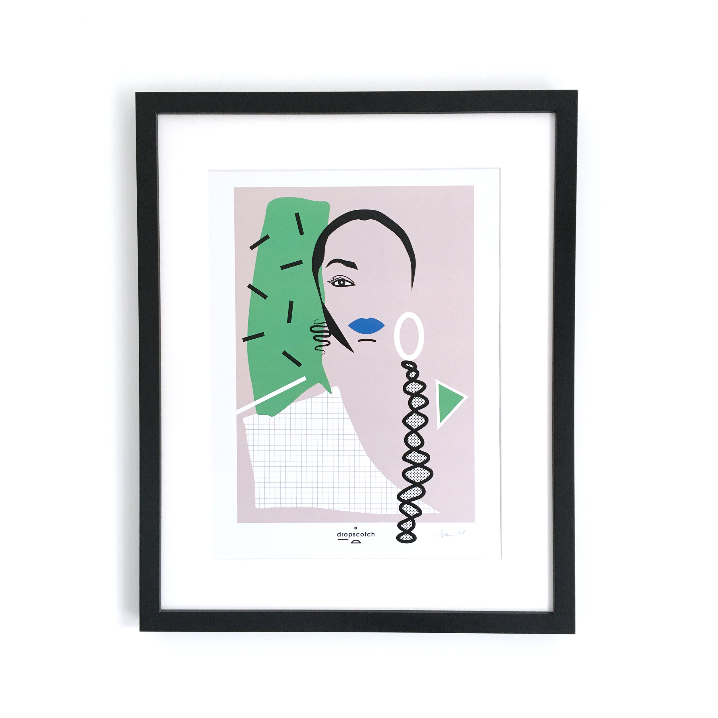 sade-print-illustration-dropscotch-framed.JPG