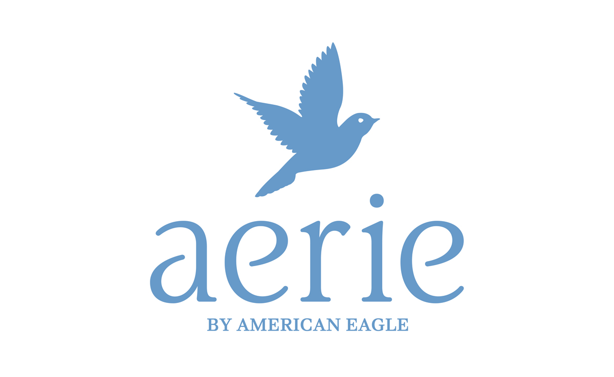 Aerie by American Eagle - Brand Identity