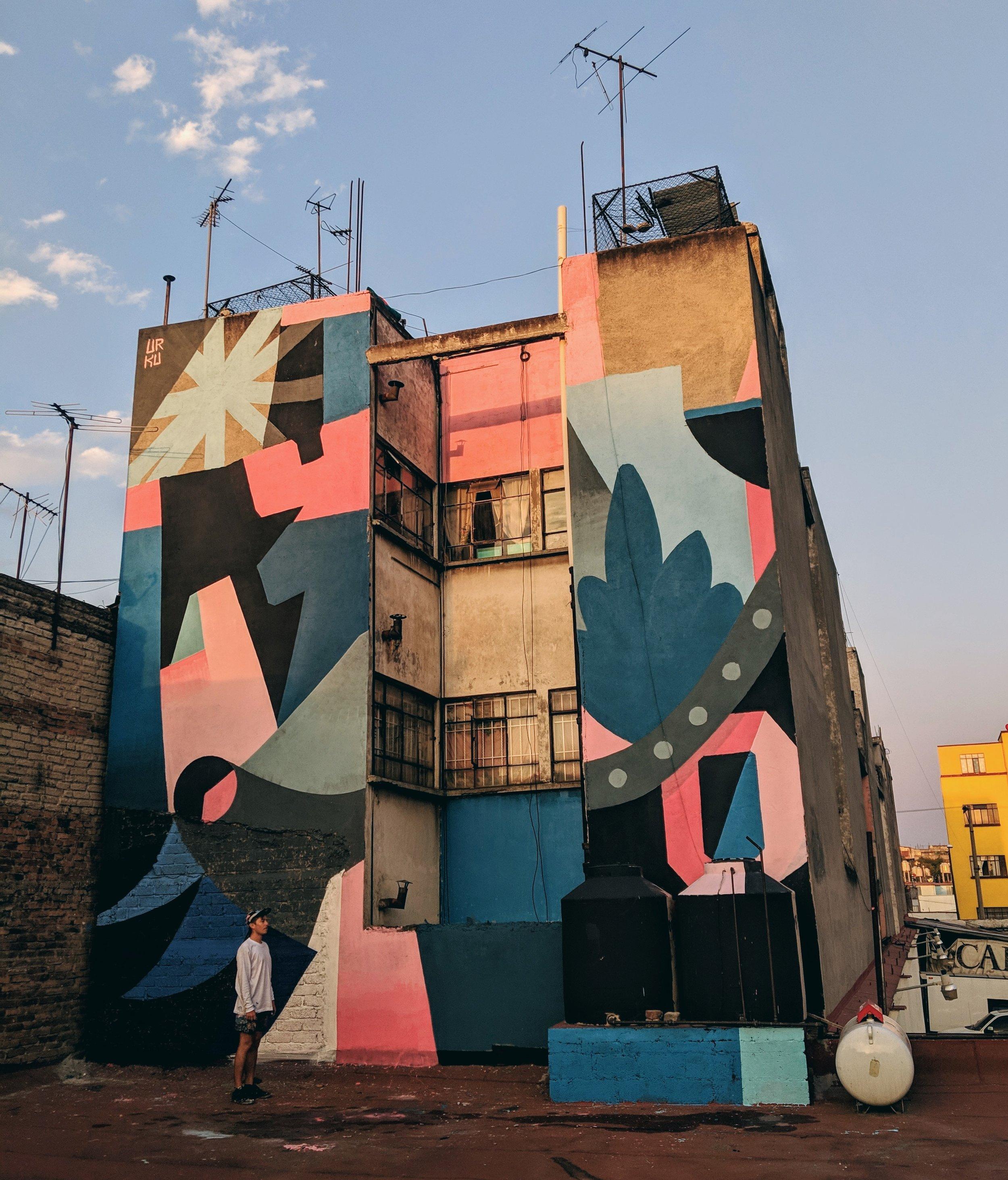 Mexico City - 2019