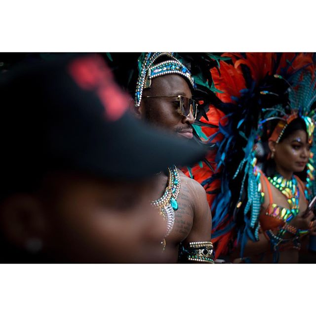 Notting Hill Carnival.