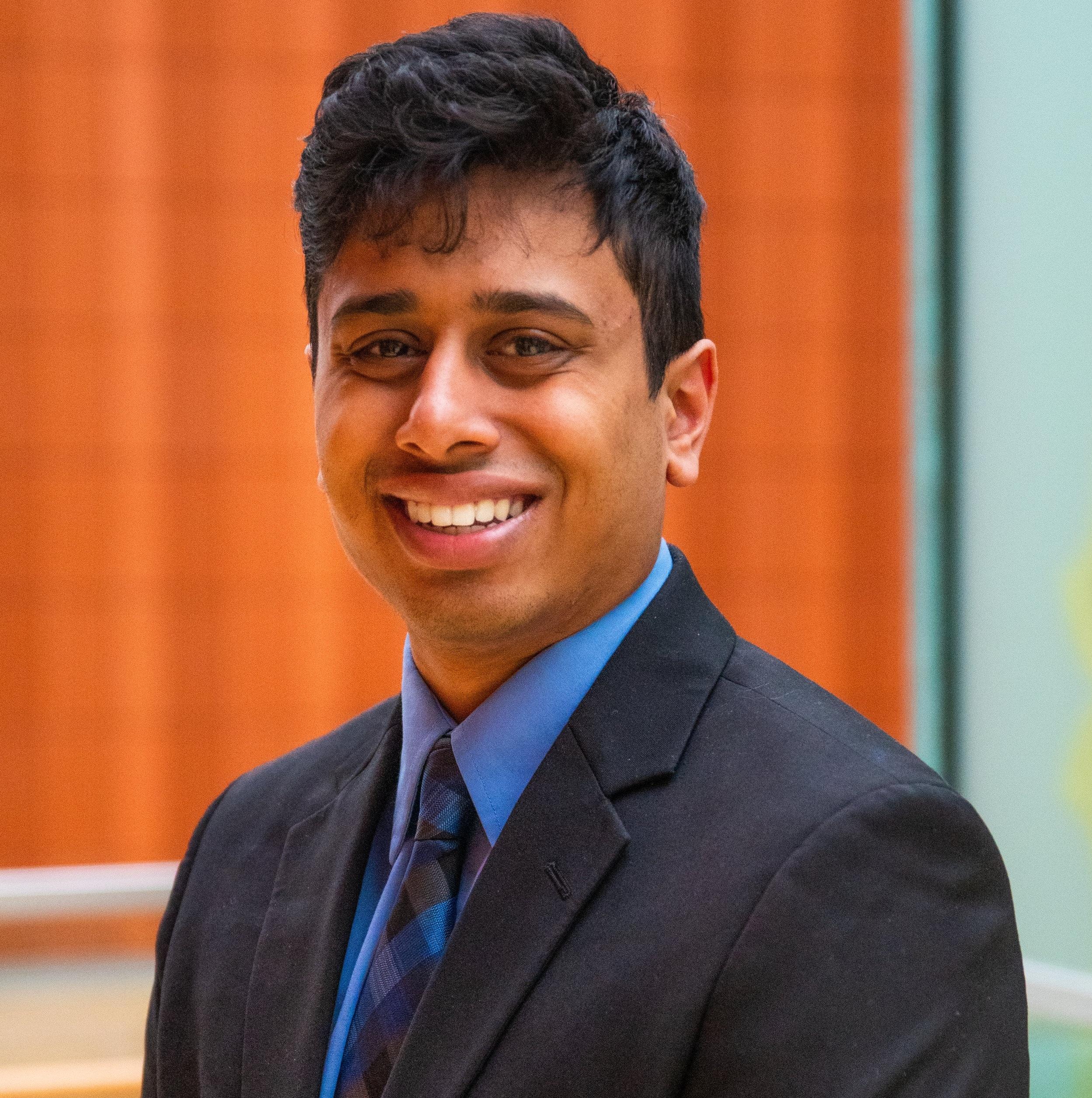 Adarsh Nanda  Vice President of External Relations   adarshn@umich.edu