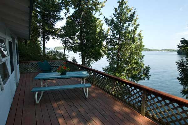 Oak Cabin, Lake Champlain