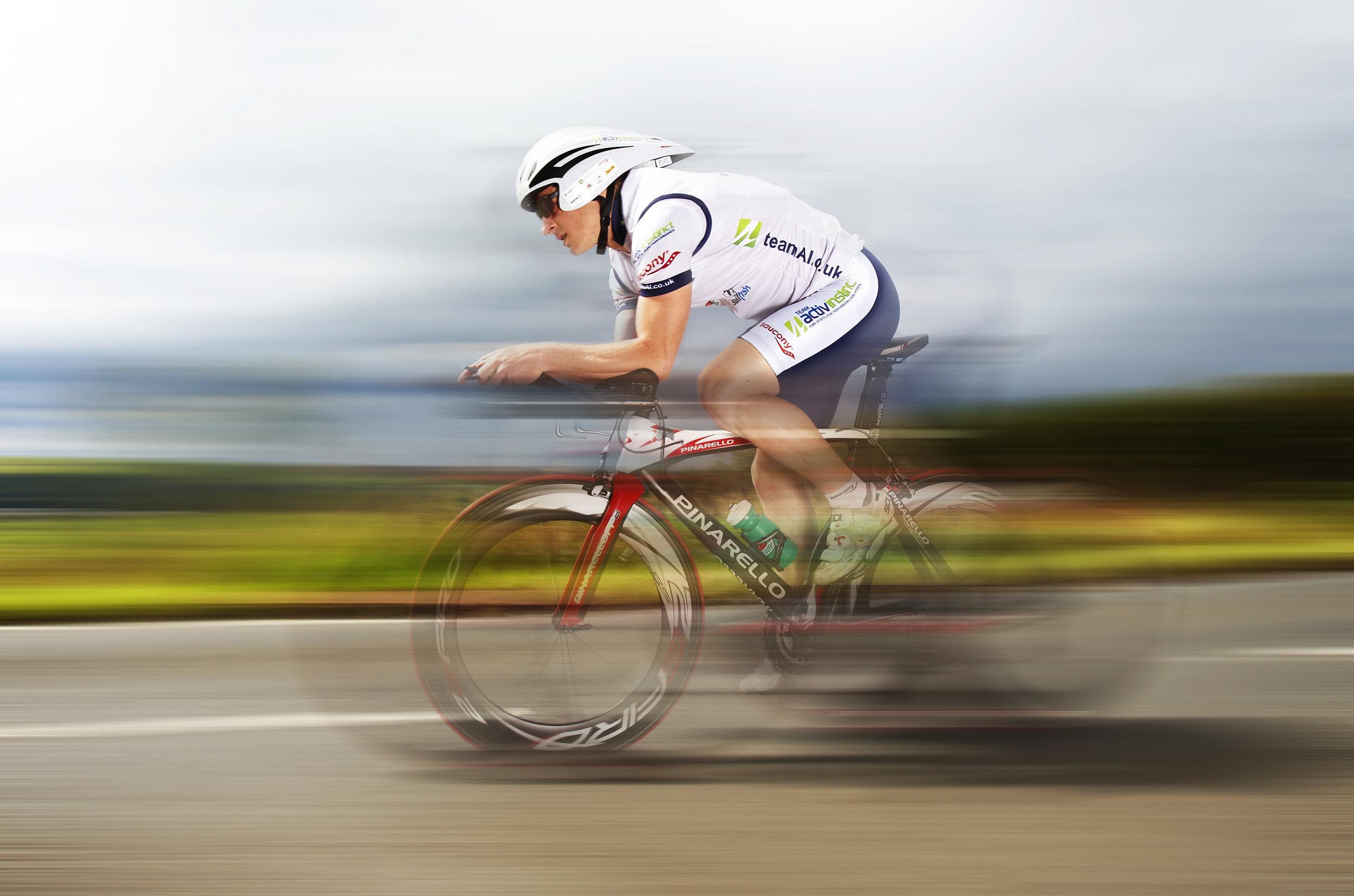 Phillip Graves, Ironman