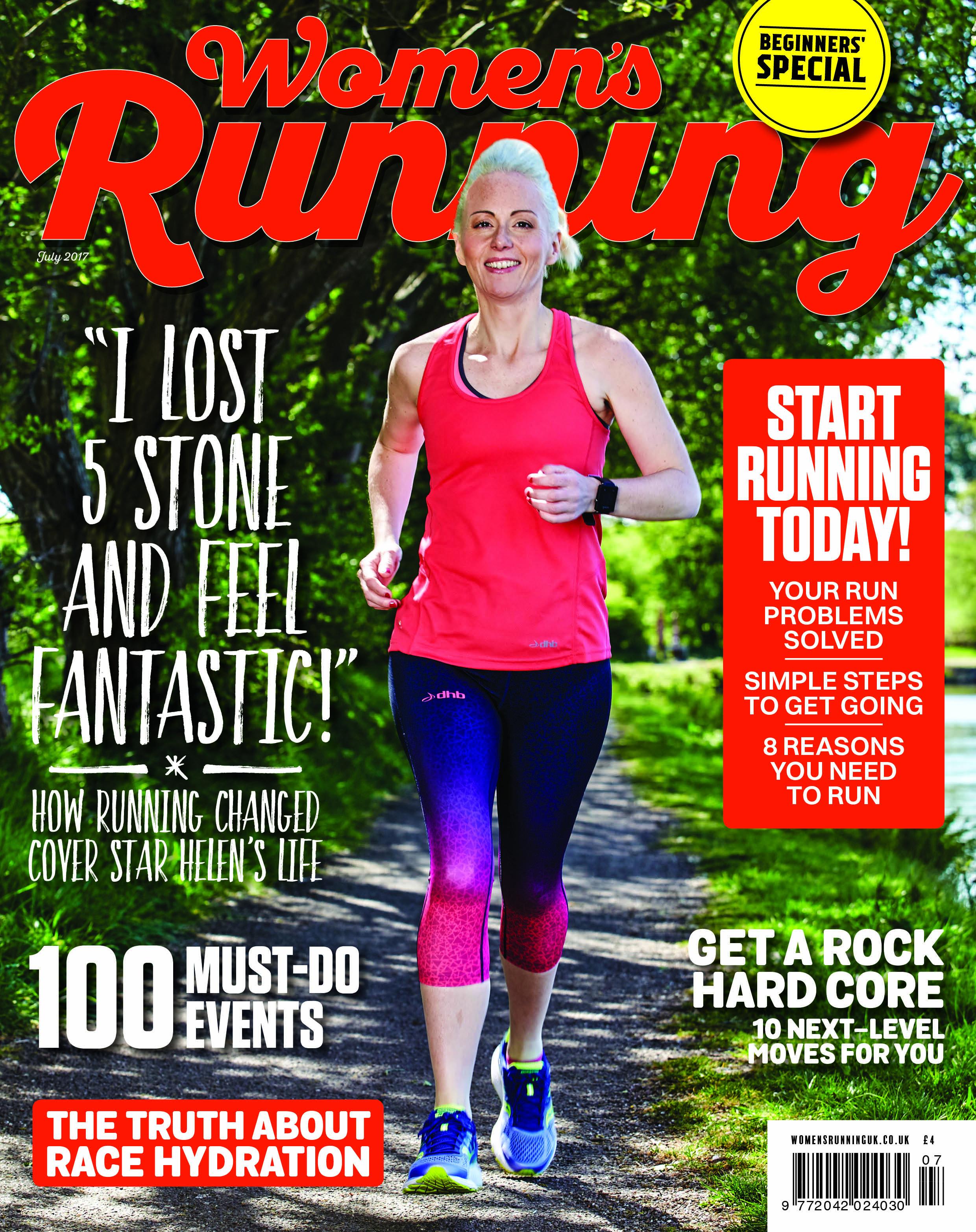 Helen Bly, Women's Running UK
