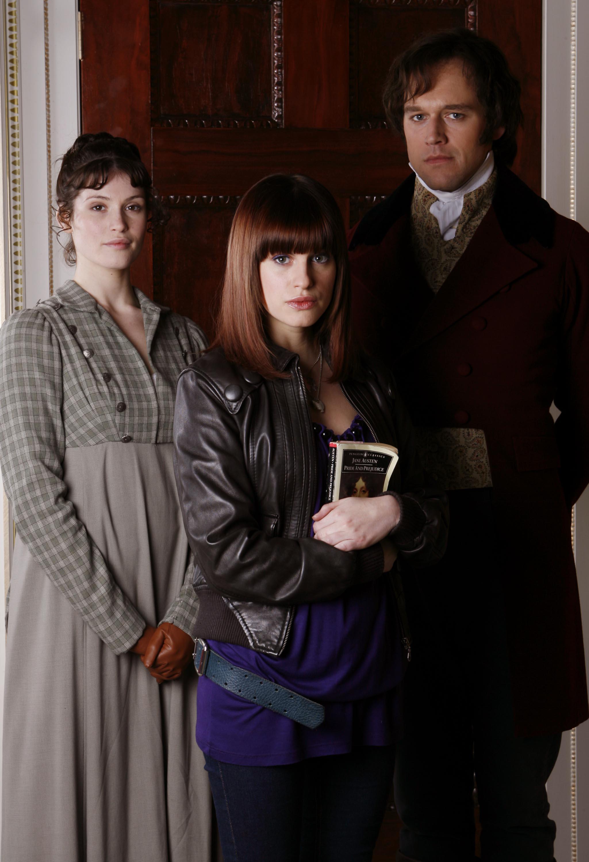 Lost in Austen, ITV