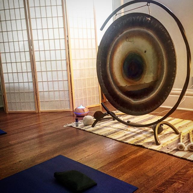 You are your own teacher. Looking for teachers can't solve your own doubts. Investigate yourself to find the truth - inside, not outside. Knowing yourself is most important -Ajahn Chah . . . Last night I tried my first accu-gong meditation! It was a really special experience and good self-care. Royal Road Clinic ( @royalroadmke ) Prosper will be offering them about once a month! Come on by. . . . #acupuncture #gong #meditation #wisdom #quote #selfcare #milwaukee