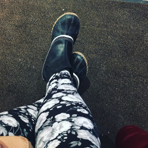Love me some Painted Leggings. Do you have your pair yet>